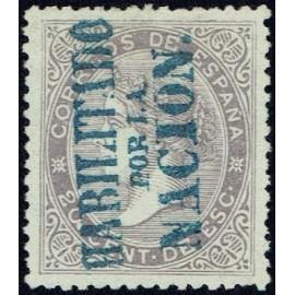 1868 ED. 092a * Andalucía (A)