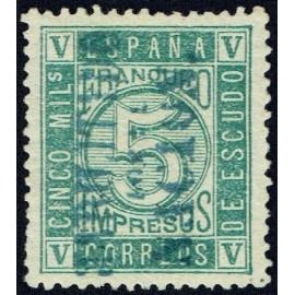 1868 ED. 093 * Andalucía (A)