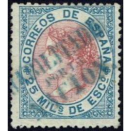 1868 ED. 095 * Andalucía (A) (2)