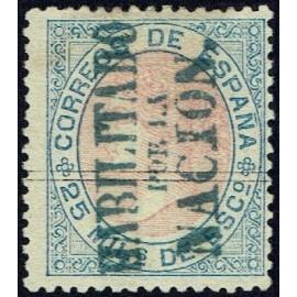 1868 ED. 095 * Andalucía (A) (3)