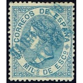 1868 ED. 097 * Andalucía (A)