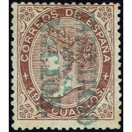 1868 ED. 101 * Andalucía (A) (2)