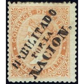 1868 ED. 089 * Madrid (N)