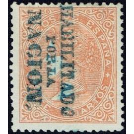 1868 ED. 089A * Madrid (A)