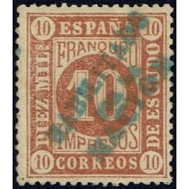 1868 ED. 094 * Madrid (A)