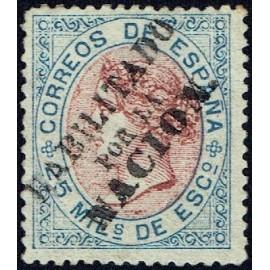 1868 ED. 095 * Madrid (N)
