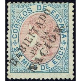 1868 ED. 095 * Madrid (N) (2)