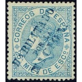 1868 ED. 097 * Madrid (A)