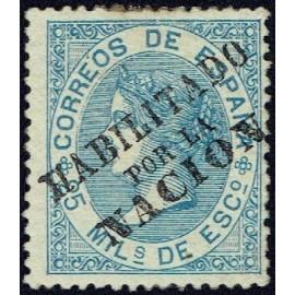 1868 ED. 097 * Madrid (N)
