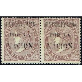 1868 ED. 098 * Valladolid (N) [x2]