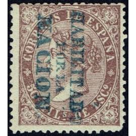 1868 ED. 098 * Madrid (A)