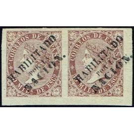 1868 ED. 098s * Madrid (N) [x2]