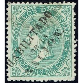 1868 ED. 100 * Madrid (N) (2)