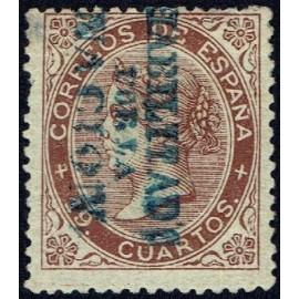 1868 ED. 101 * Madrid (A) (2)