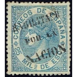 1868 ED. 097 * Valladolid (N)