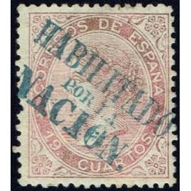 1868 ED. 090 * Andalucía (A)