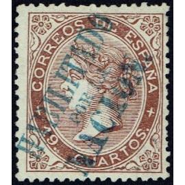 1868 ED. 101 * Andalucía (A)
