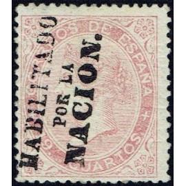 1868 ED. 090 * Madrid (N)