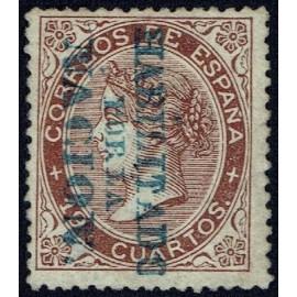 1868 ED. 101 * Madrid (A)