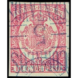 1897 ED. Fernando Poo 41Ahi us