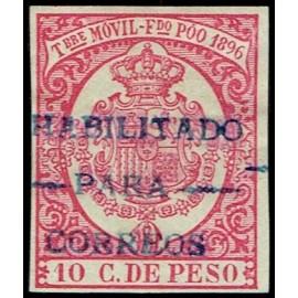 1897 ED. Fernando Poo 41B * (2)