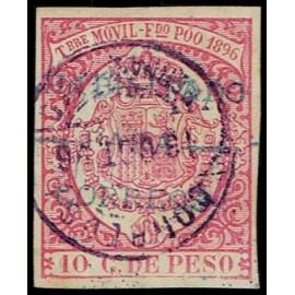1897 ED. Fernando Poo 41B us