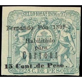 1899 ED. Fernando Poo 47Gheb *
