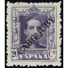 1925 ED. Cabo Juby 25 *