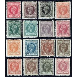 1905 ED. Elobey, Annobón y Corisco 19/34 * (2)