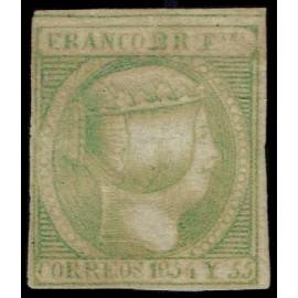 1854 ED. Filipinas 4 *