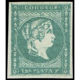 1863 ED. Filipinas 15 * (3)