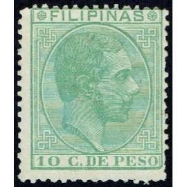 1886 ED. Filipinas 75 *