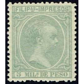 1891 ED. Filipinas 90 *