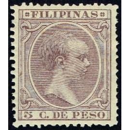 1891 ED. Filipinas 96 *
