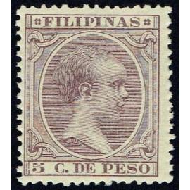 1891 ED. Filipinas 96 **