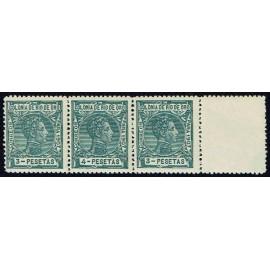 1907 ED. Río de Oro 30/31ec ** [x3]