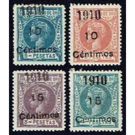 1910 ED. Río de Oro 55/58 *