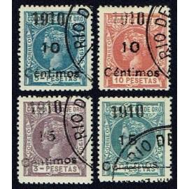 1910 ED. Río de Oro 55/58 us