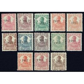 1917 ED. Río de Oro 91/103 *