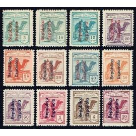 1931 ED. Sahara 36/47 **