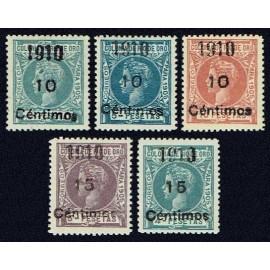 1910 ED. Río de Oro 54/58 *