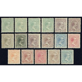 1891 ED. Filipinas 88/104 * (2)