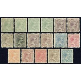 1891 ED. Filipinas 88/104 *