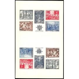 1939 ED. Beneficencia Huérfanos de Correos 35 (*) [x2]