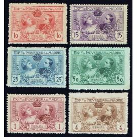 1907 ED. SR 1/6 ** (3)