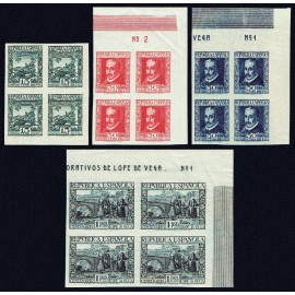 1935 ED. 690s/693s ** [x4]