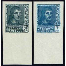1938 ED. NE 58s/59s ** (2)