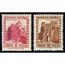 1937 ED. Tánger NE 7/8 *