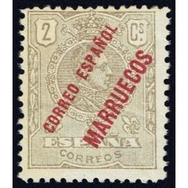 1921 ED. Tánger 14 *