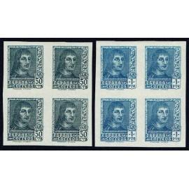 1938 ED. NE 58s/59s ** [x4] (2)